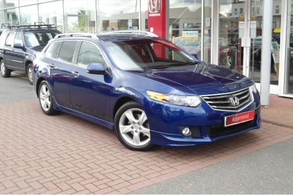honda accord tourer 2.0 sport #4