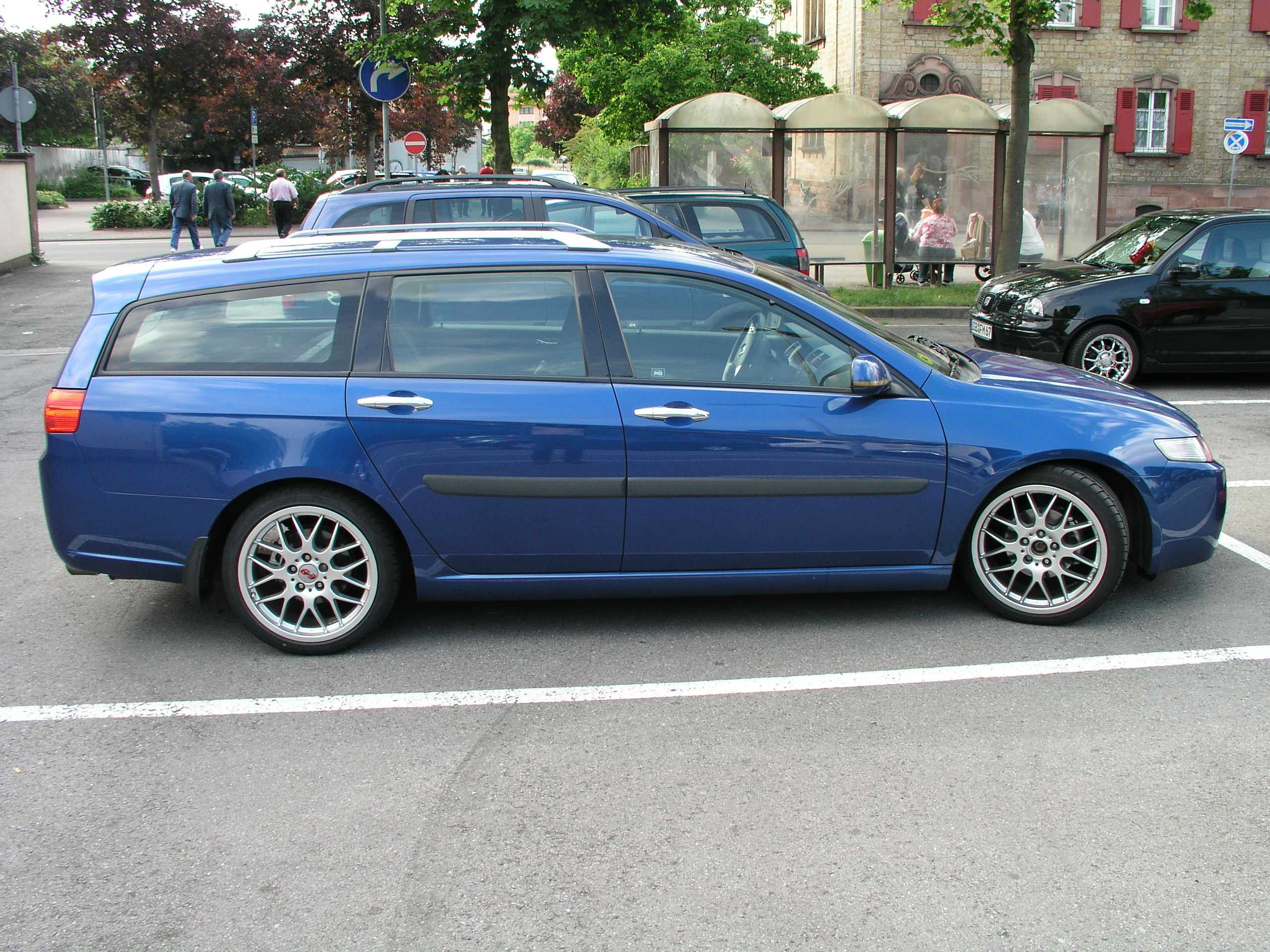 honda accord tourer 2.0 sport #6