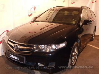 honda accord tourer 2.0 sport #8