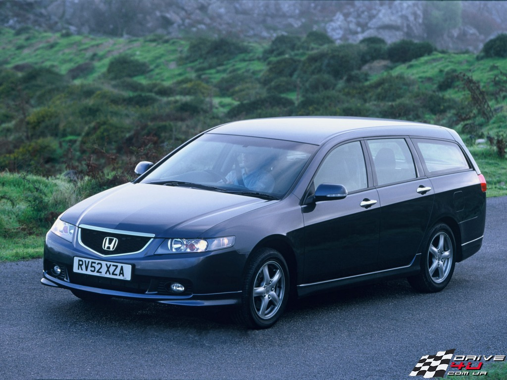 honda accord tourer 2 4 photos and comments. Black Bedroom Furniture Sets. Home Design Ideas