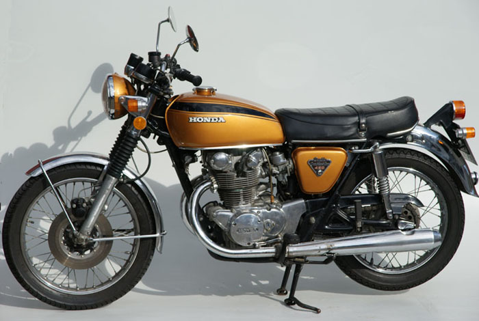 Honda Cb 450 K5 Photos And Comments