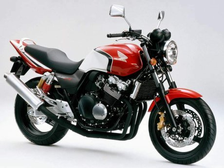 honda cb400 super four #1