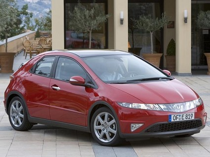 honda civic 1.4 i-dsi #4