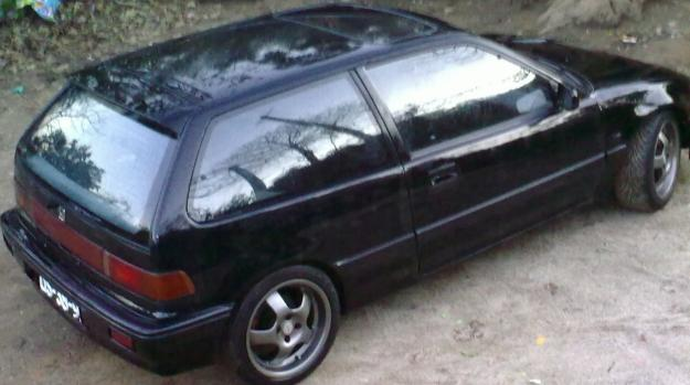 honda civic 1.6 i 16v #1