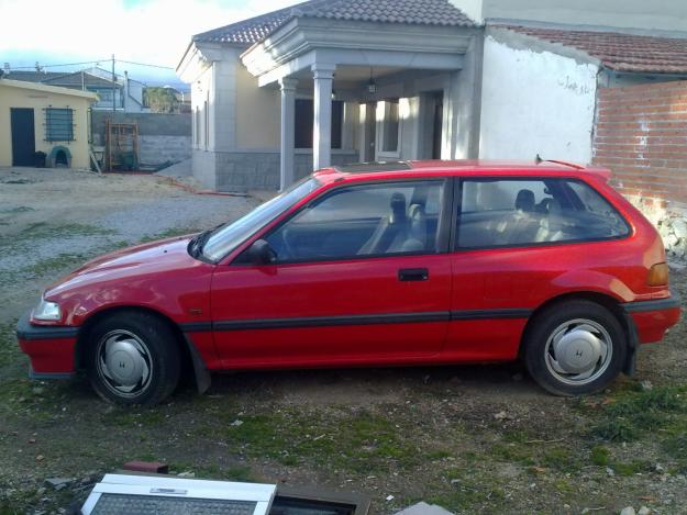 honda civic 1.6 i 16v #7