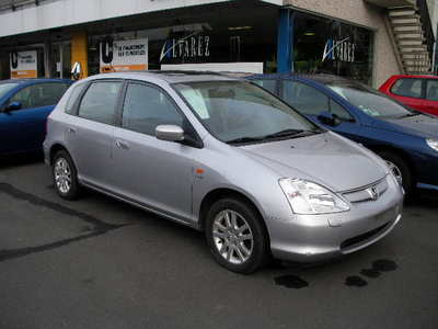 honda civic 1.6 i 16v #8