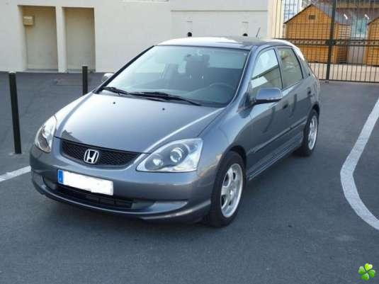 honda civic 1.7 ctdi ls #4