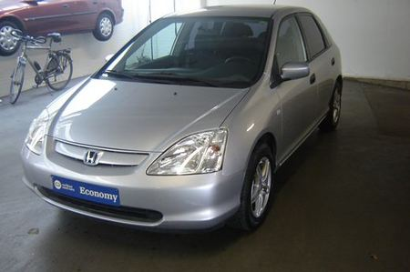 honda civic 1.7 ctdi ls #7