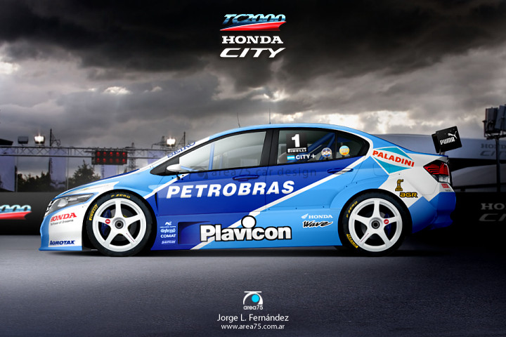 honda civic tc2000 #2