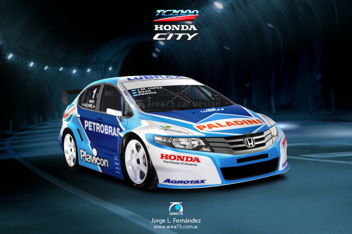 honda civic tc2000 #3