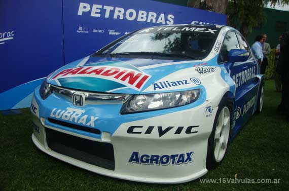 honda civic tc2000 #8
