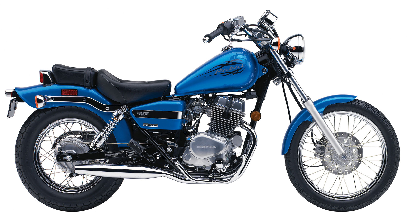 honda cmx 250 c rebel #0