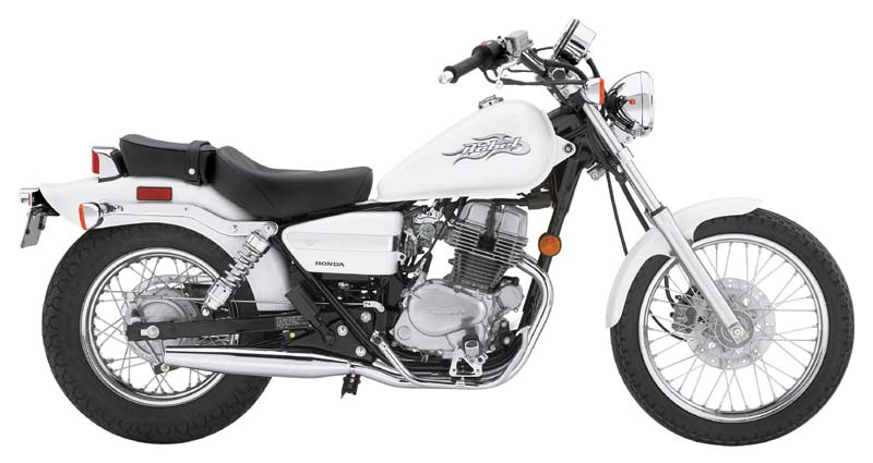 honda cmx 250 c rebel #1