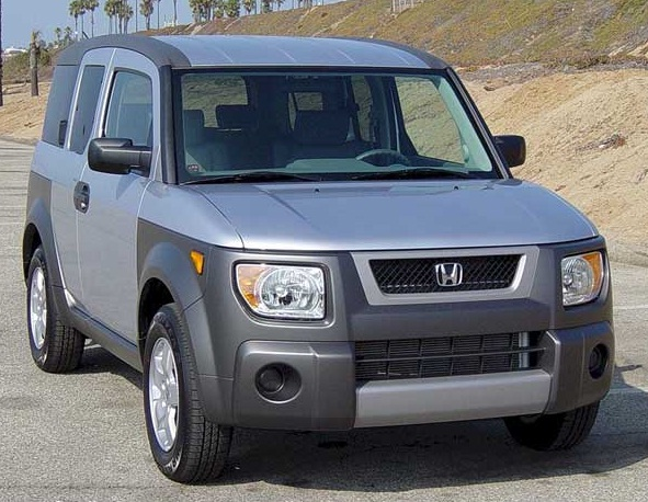 honda element ex awd-pic. 1