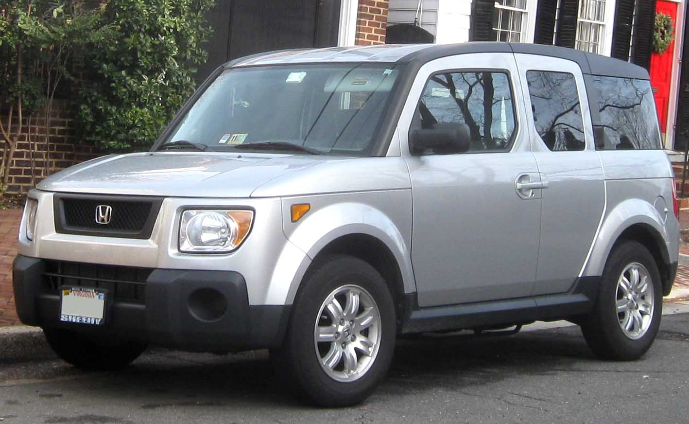 honda element ex-p-pic. 2