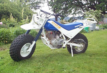honda fat cat #4