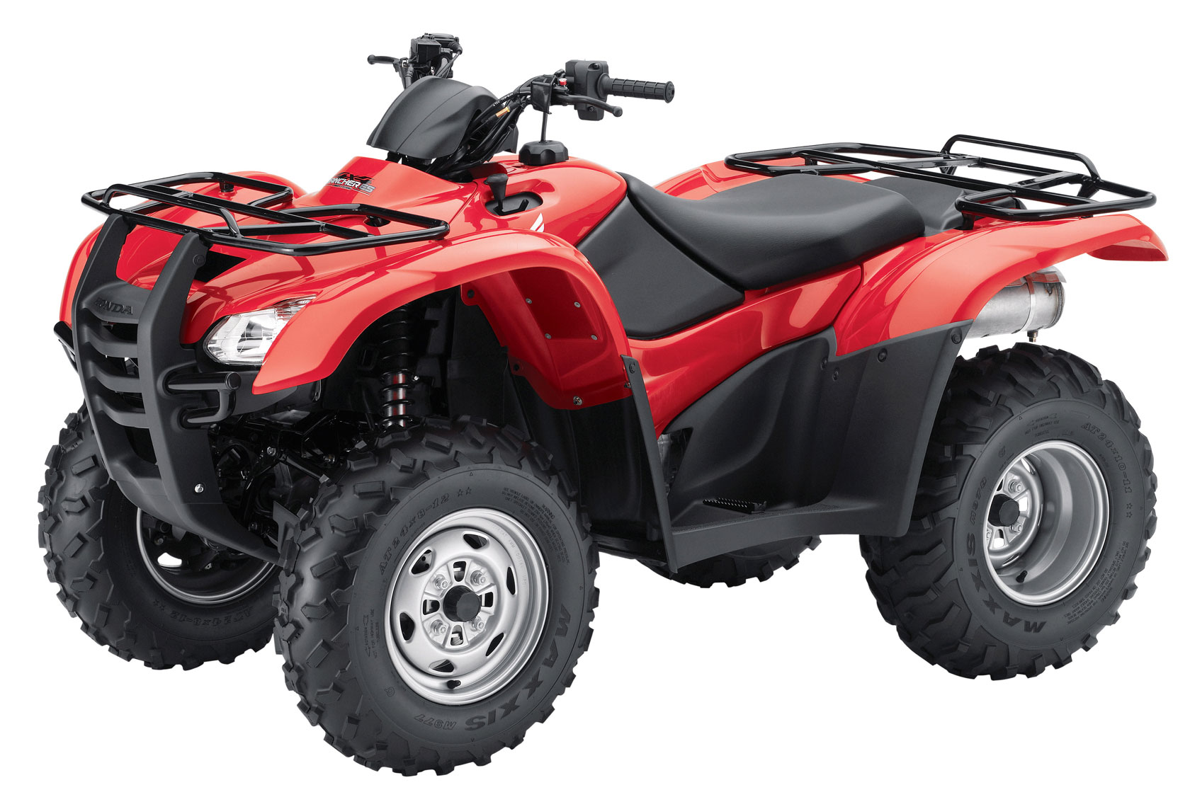 honda fourtrax rancher 4x4-pic. 1