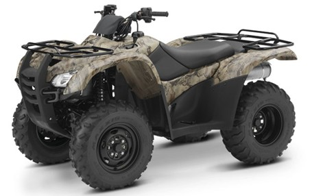 honda fourtrax rancher 4x4-pic. 3