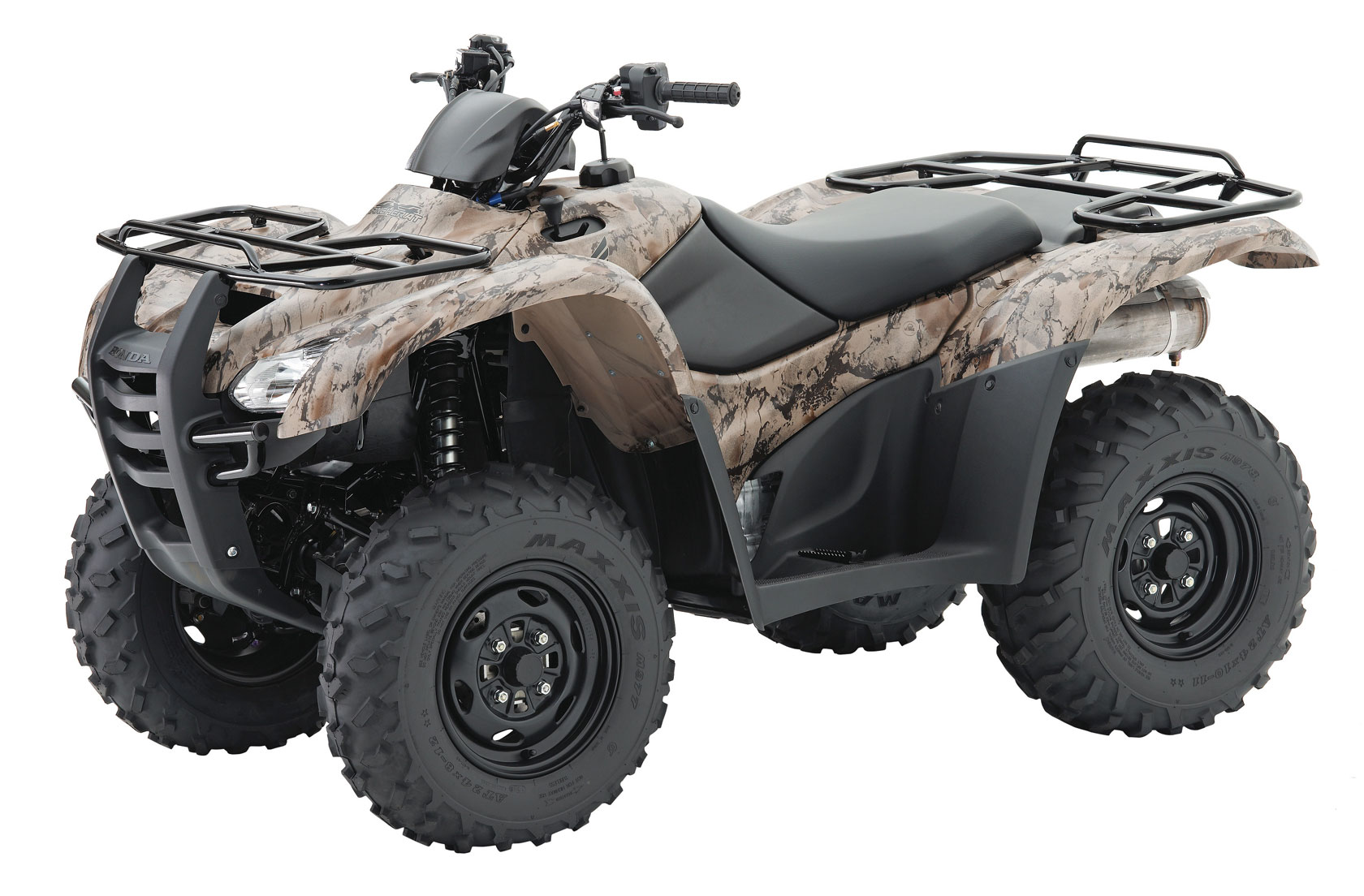 honda fourtrax rancher at-pic. 2