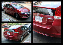 honda insight #0