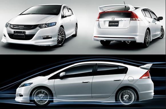 honda insight #3