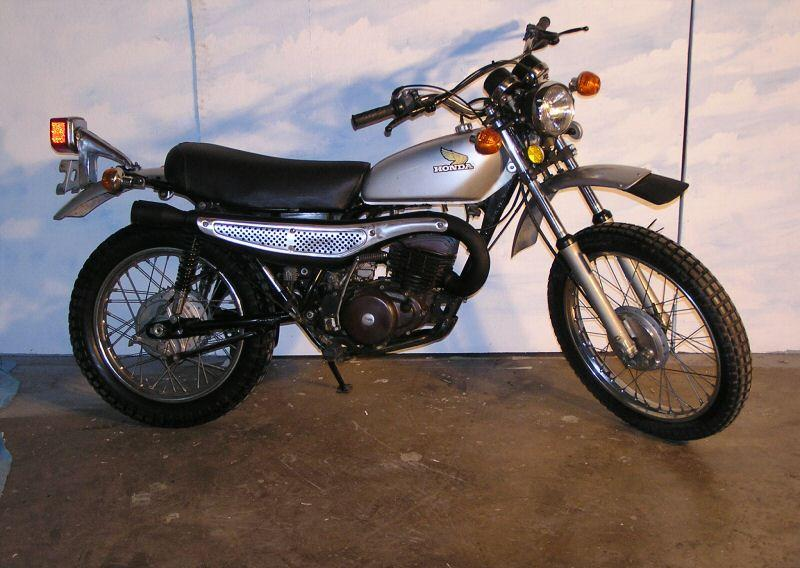 honda mt 250 elsinore #8