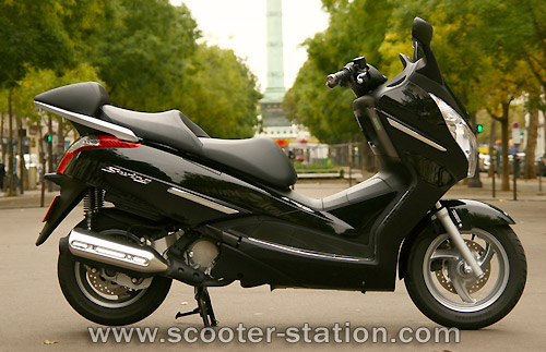 honda s wing 125 photos and comments. Black Bedroom Furniture Sets. Home Design Ideas