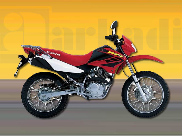 honda xr 125 l photos and comments. Black Bedroom Furniture Sets. Home Design Ideas