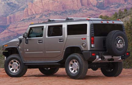 hummer h2 suv-pic. 2