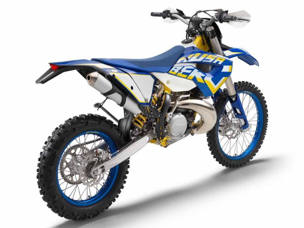 husaberg te 125 photos and comments. Black Bedroom Furniture Sets. Home Design Ideas