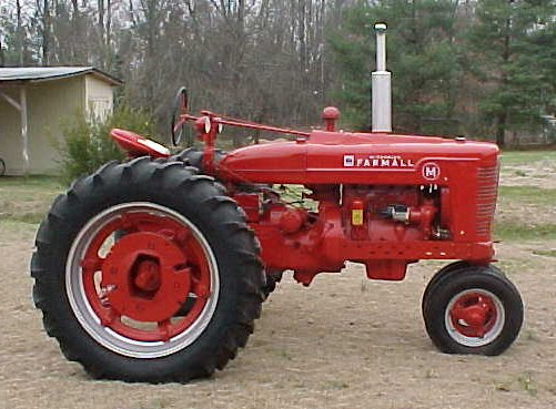 Farmall M Specifications : Ih farmall m series photos and comments picautos