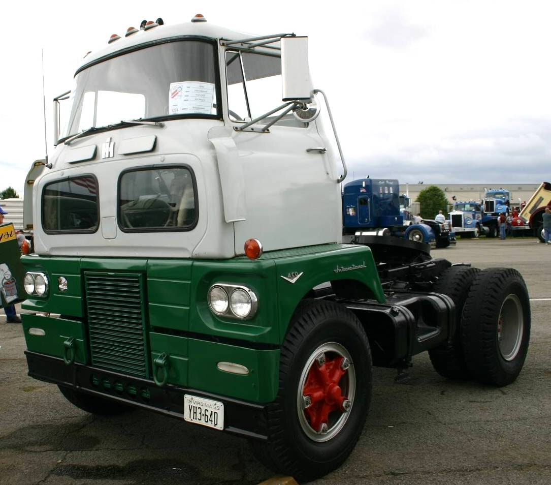 International Harvester Sightliner Photos And Comments
