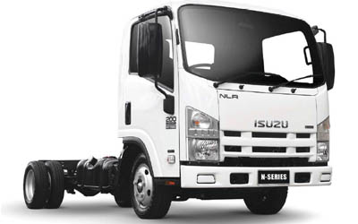 isuzu n-series #1