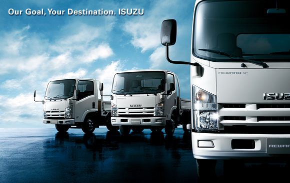 isuzu n-series #2