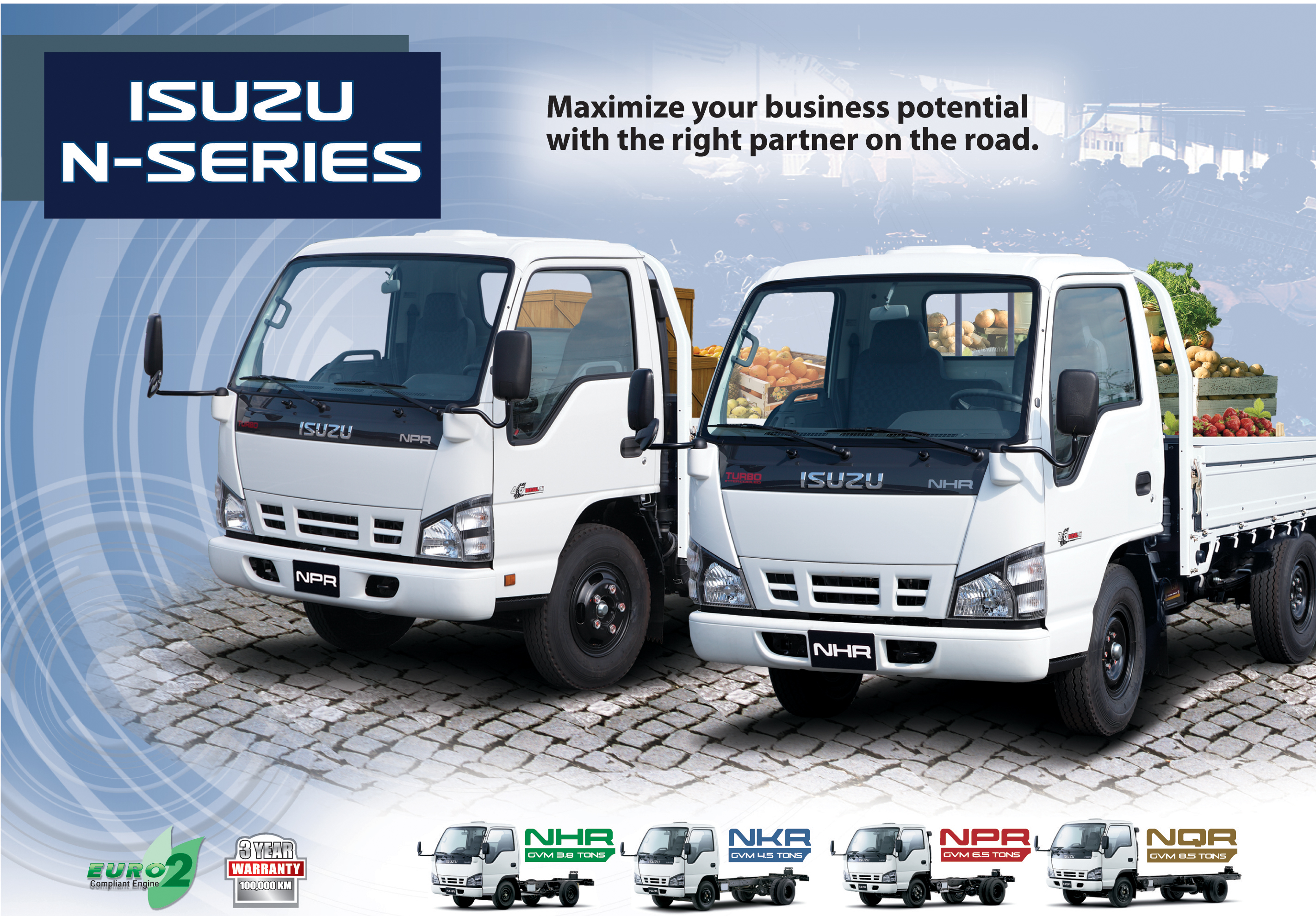 isuzu n-series #3