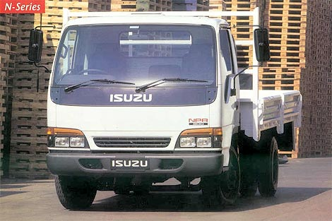 isuzu n-series #4