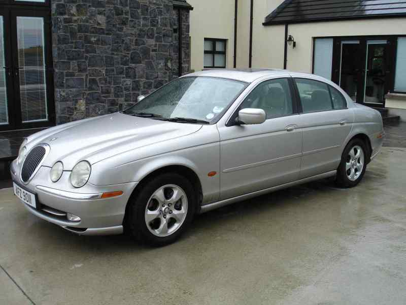 jaguar s type 3 0 v6 se photos and comments. Black Bedroom Furniture Sets. Home Design Ideas