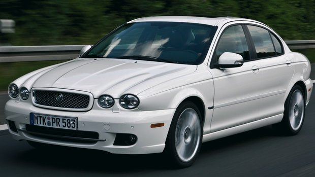 jaguar x-type 2.0 v6 #0