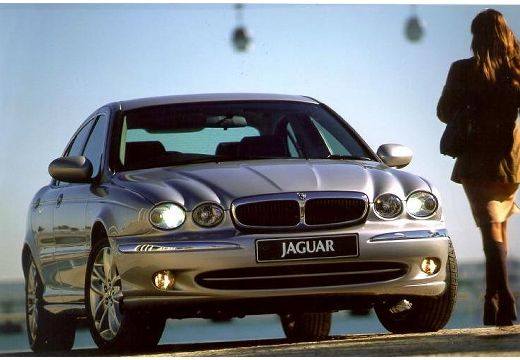 jaguar x-type 2.0 v6 #3