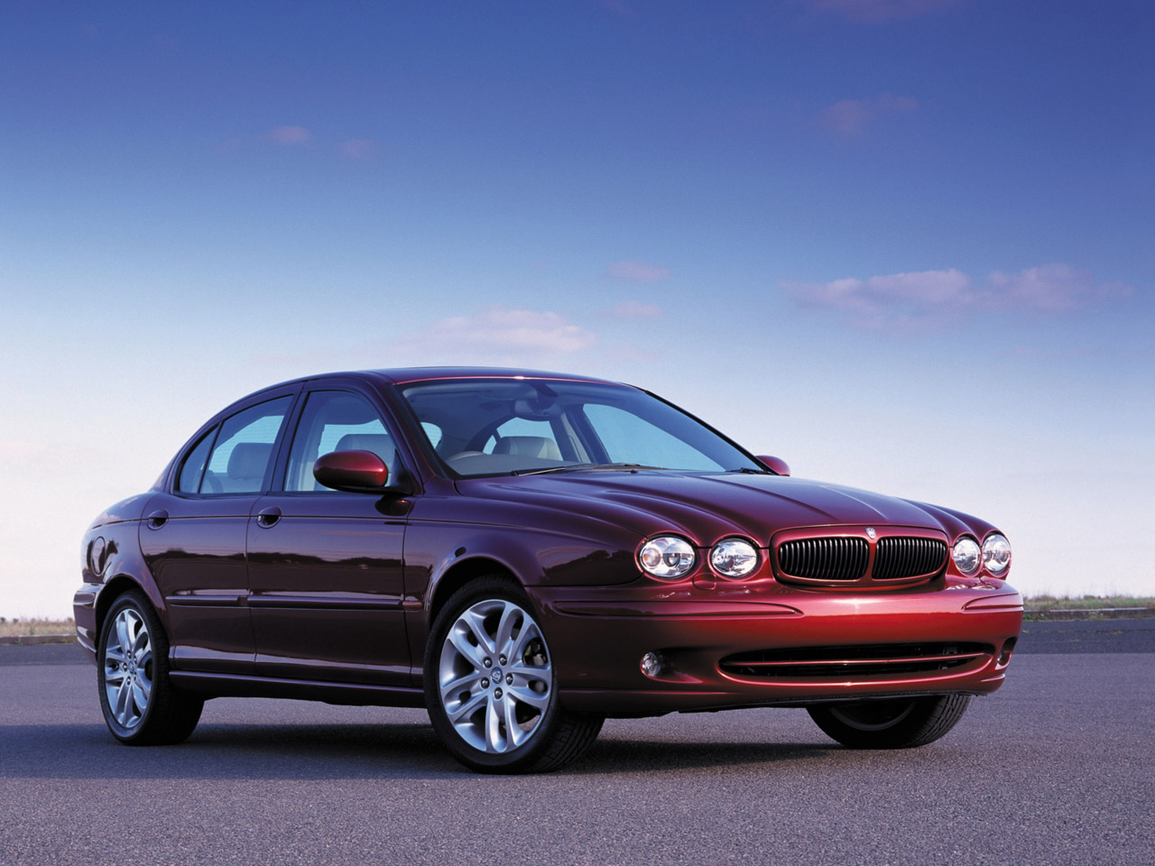 jaguar x-type 2.0 v6 #4
