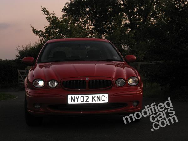 jaguar x-type 2.0 v6 #6