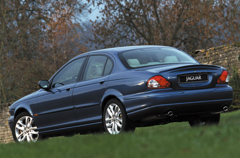 jaguar x-type 2.0 v6 #7