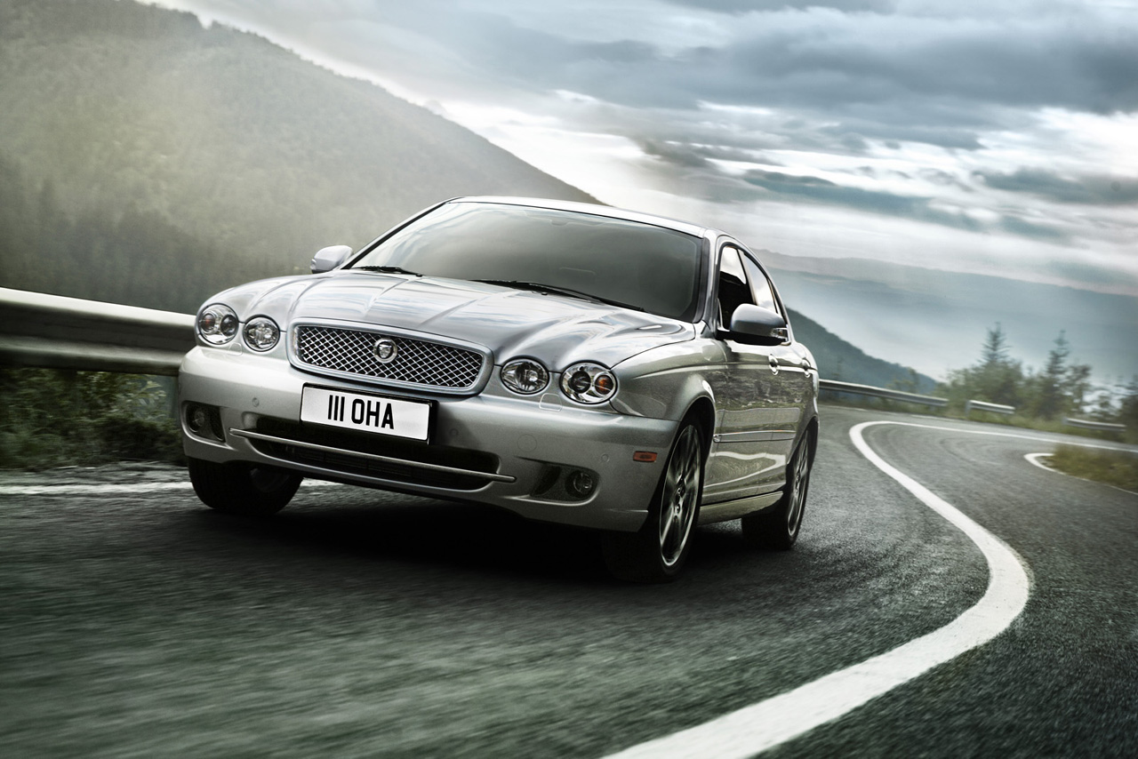 jaguar x-type 2.0 v6 #8
