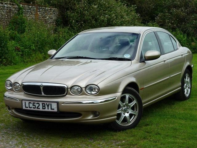 jaguar x-type 2.0 v6 se #3
