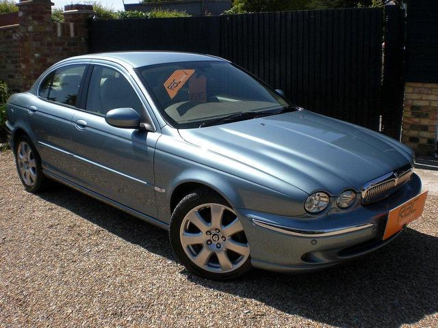 jaguar x-type 2.2 d se #0