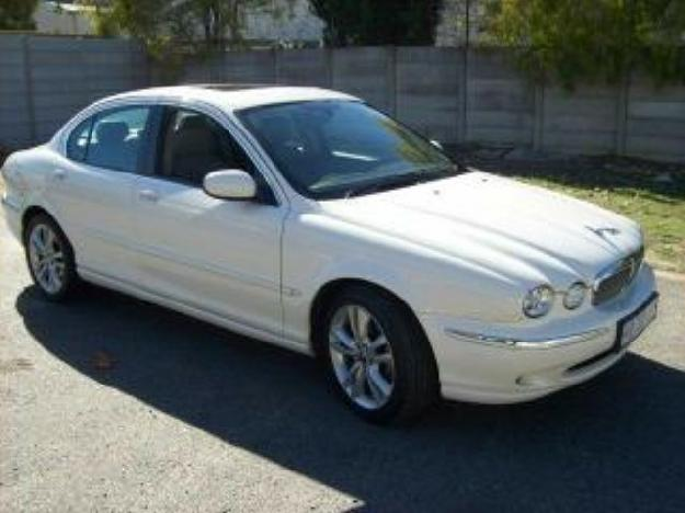jaguar x-type 2.2 d se #1