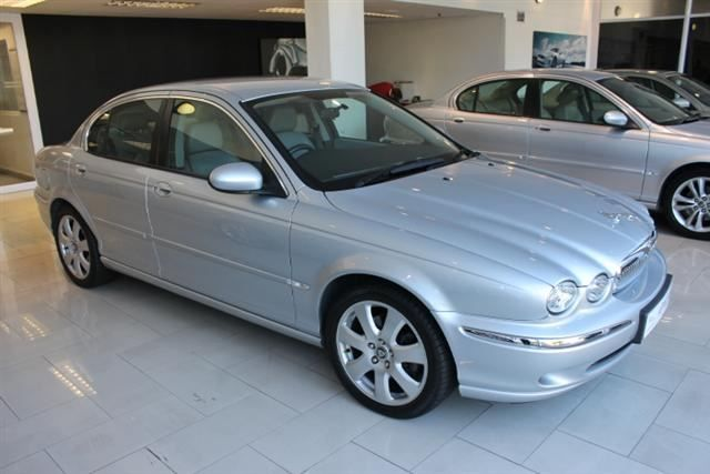 jaguar x-type 2.2 d se #2