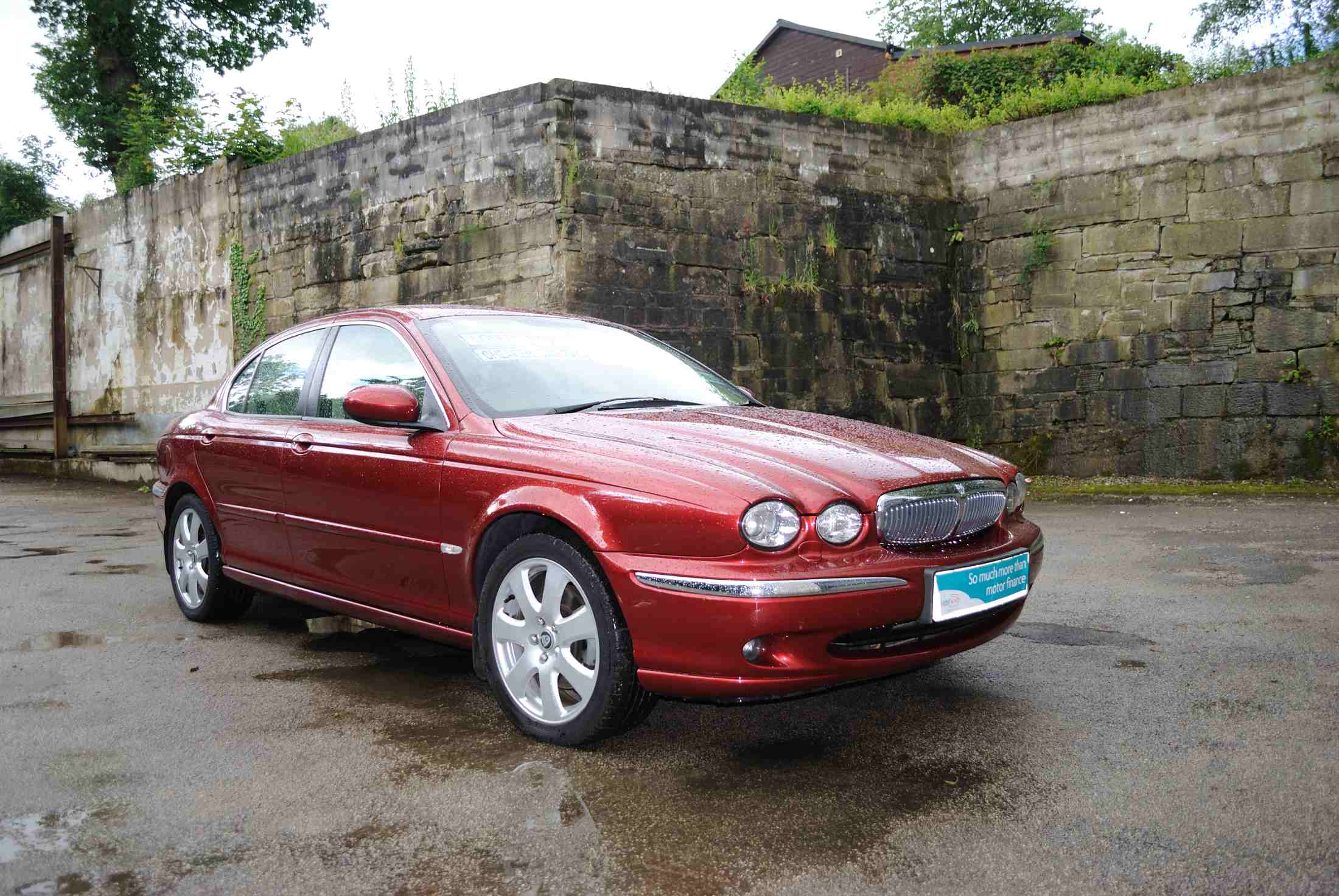 jaguar x-type 2.2 d se #3