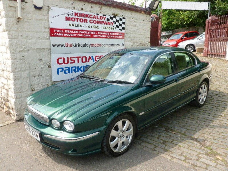 jaguar x-type 2.2 d se #4