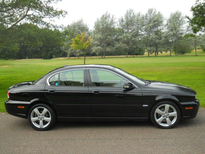 jaguar x-type 2.2 d se #5